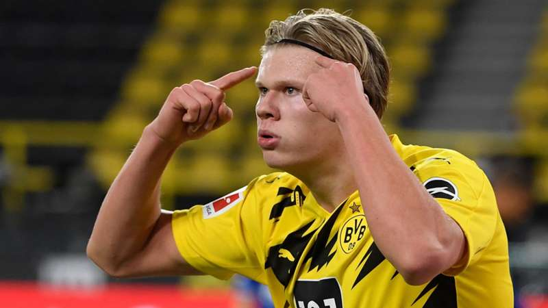 'I have to score more goals' – Haaland admits to being wasteful in Dortmund's Klassiker loss to Bayern