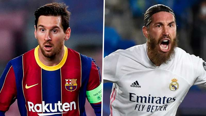 Have Barcelona and Real Madrid ever been relegated from La Liga?