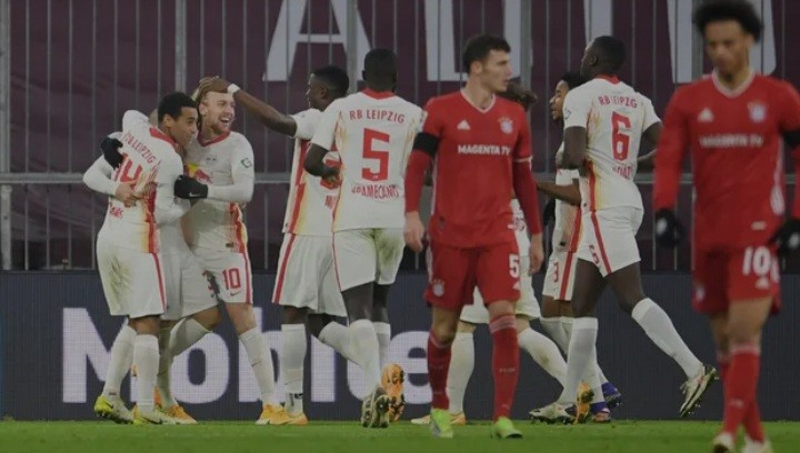 Have Leipzig become Bayern's greatest Bundesliga irritant?