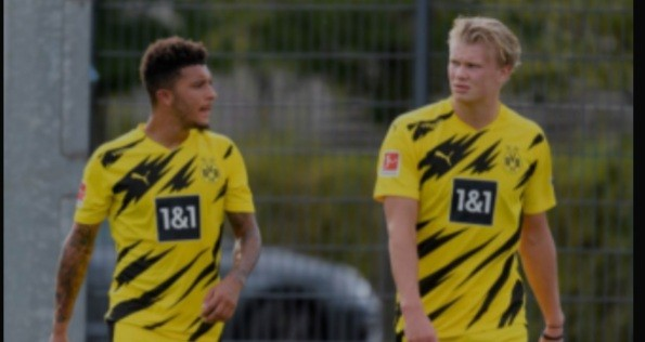 HAALAND IS THE FUTURE – MAN UNITED SHOULD DO WHATEVER IT TAKES TO GET HIM