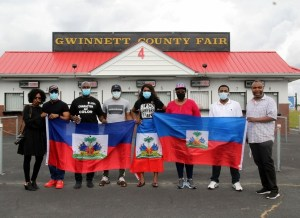 haitian voters in georgia