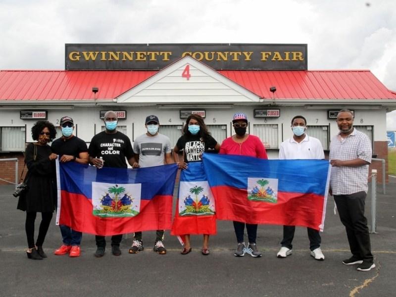 haitian voters in georgia
