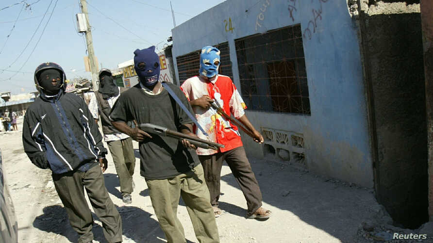 185 dead in three months in Port-au-Prince includes 163 shot