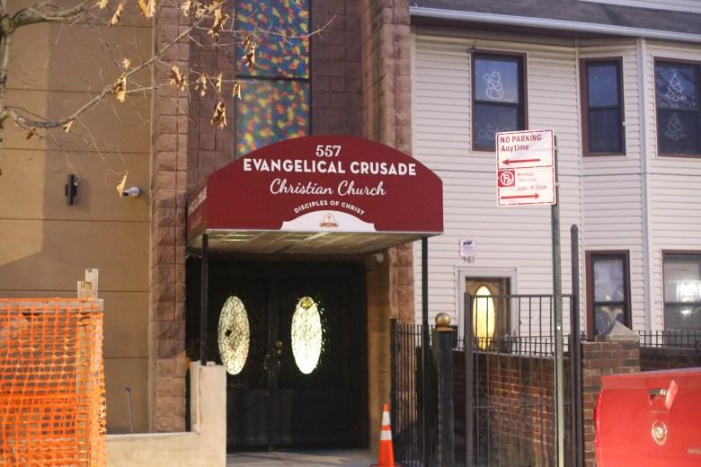 evangelical crusade haitian church
