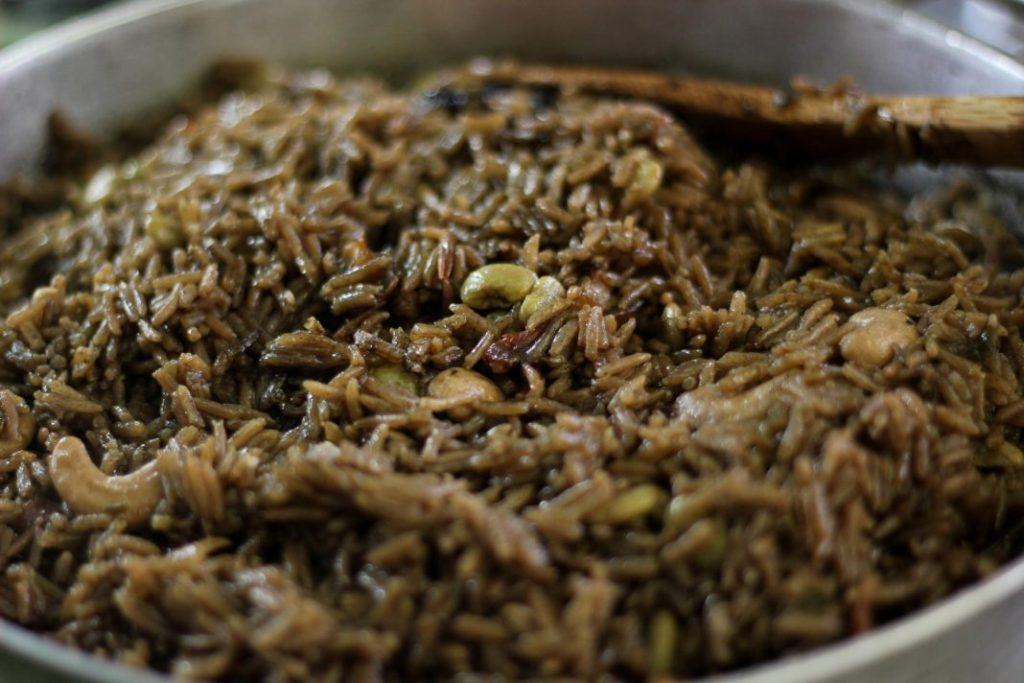 "Haitian dish ""diri djondjon"" gains popularity with non-Haitians"