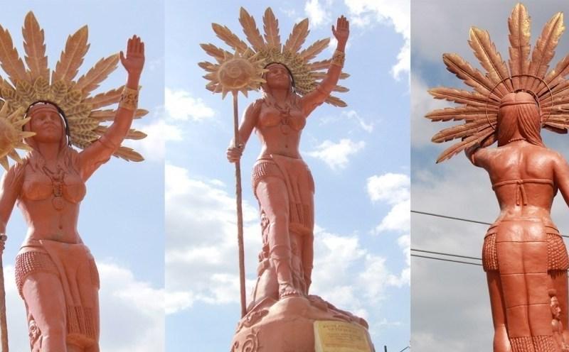 Queen Anacaona, Leogane, Haiti