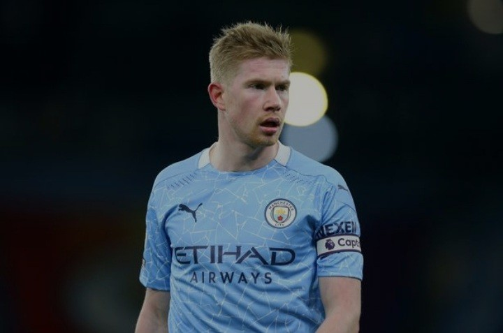 Kevin De Bruyne 'set to reject new Man City deal' after offer left him 'disappointed'