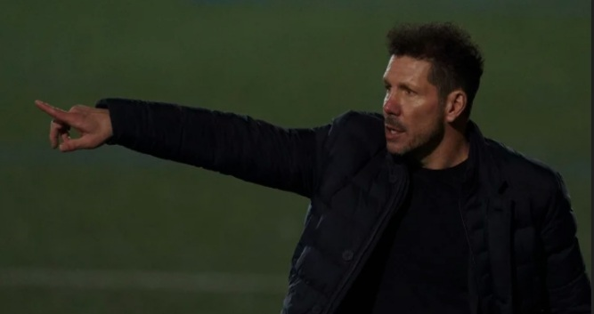 Diego Simeone hints at Atletico Madrid exit after shock Copa del Rey loss
