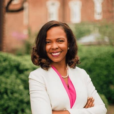 Karen Andre Haitian-American