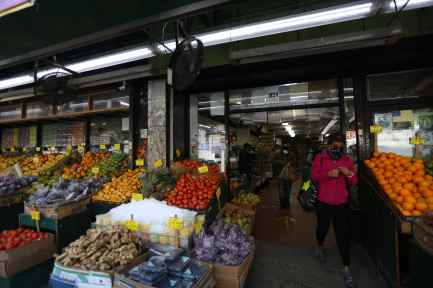 Nostrand Ave. Grocery Store