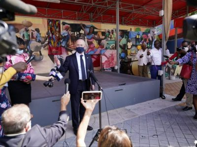 Homeland Security Alejandro Mayorkas, TPS, Haitians, haiti US relations