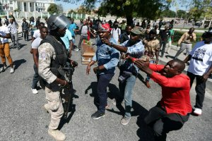 The Haitian police: An institution in ruin and now under siege