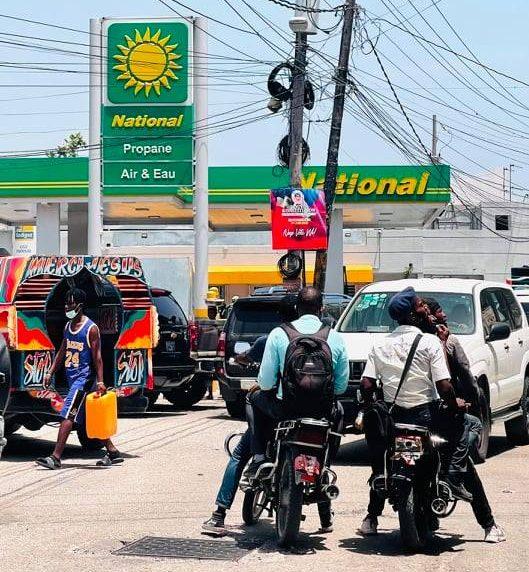 haiti gas shortage