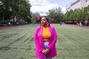 Emerging director Stacy Pascal Gaspard shoots for Afro-Caribbean diversity in film