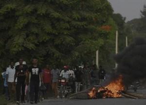 Violence flares in Haiti ahead of slain president's funeral