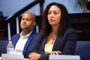 Cassandra Aimée Johnson: Creating a welcoming courtroom in a diverse Queens