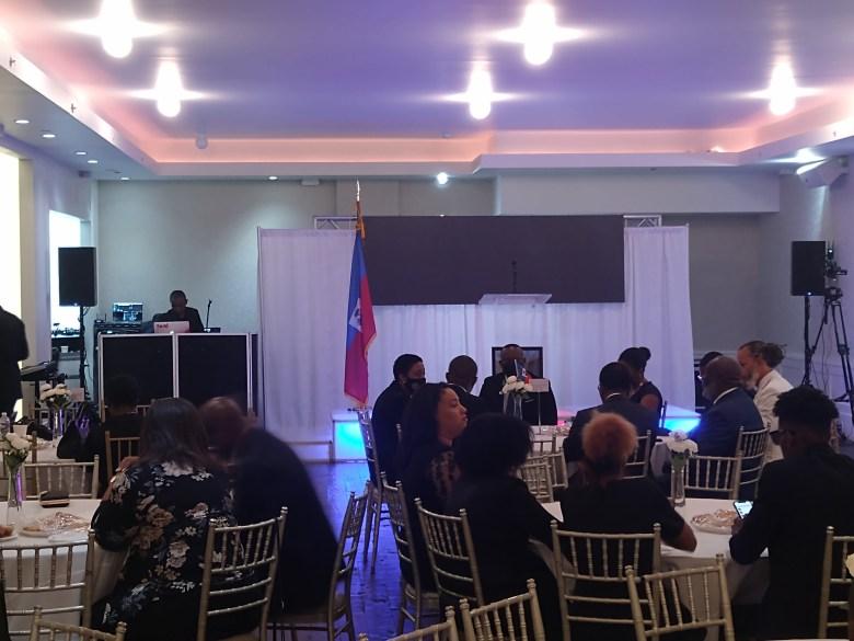 haiti diaspora ceremony
