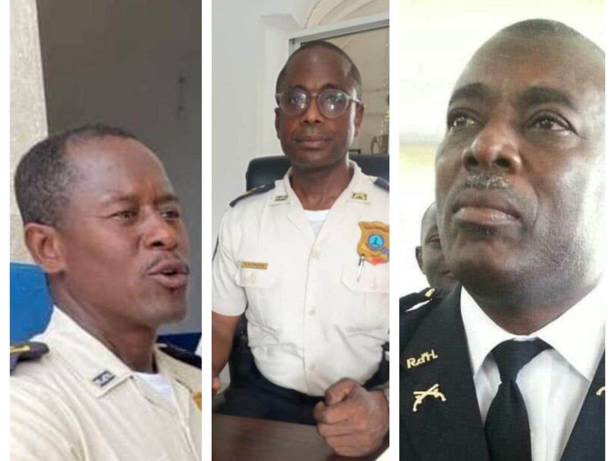 haitian police