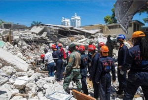 UN organization to lead Haiti's recovery assessment of August earthquake