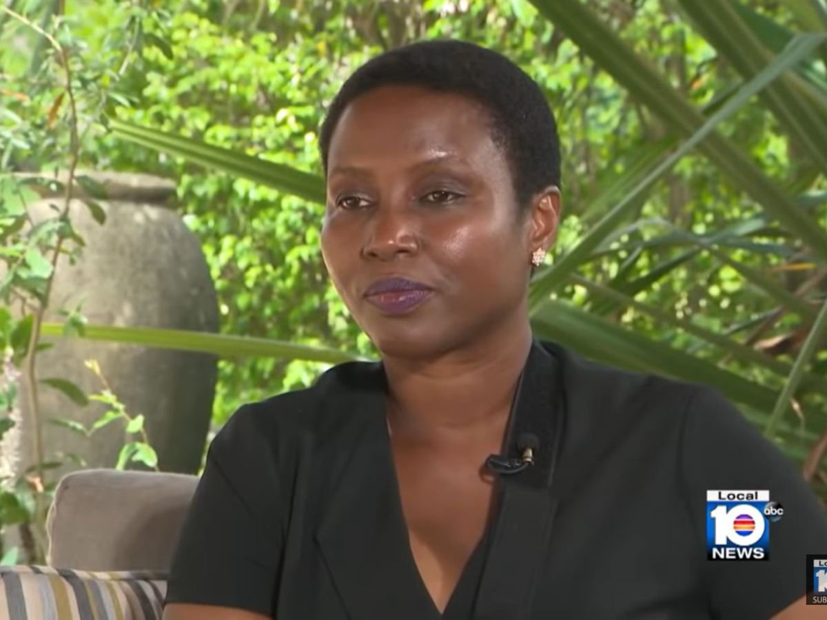 martine moise haiti first lady