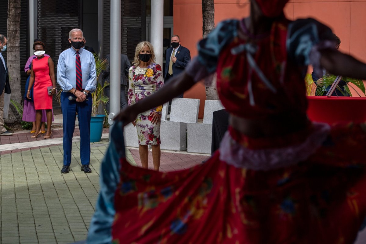 Joe Biden haitian advisors, biden and haiti elections, US-Haiti policy