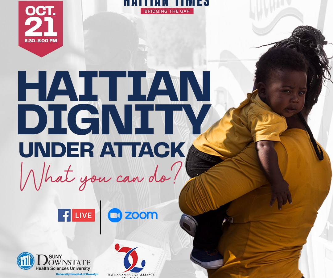 Haitian Dignity Under Attack