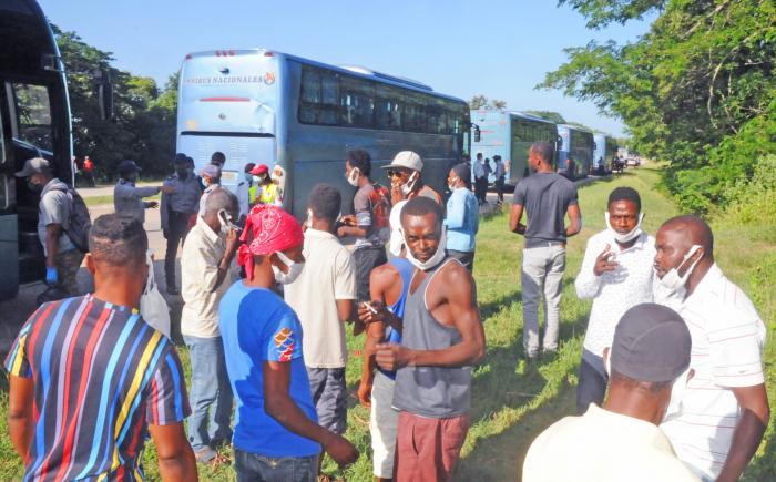 Haitians in Cuba