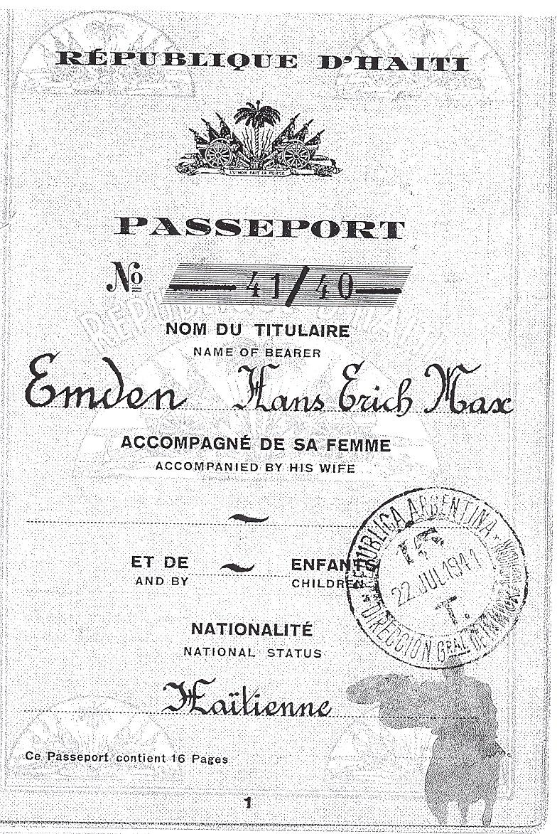 Make fake passport kids