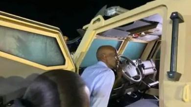 Photo de Haïti – Insécurité : Des véhicules blindés arrivés à Port-au- Prince