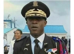 Haïti - Crise : Quand Rameau Normil se met à l'écoute des policiers protestataires 2