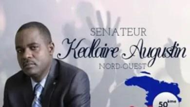 Photo de Haïti – Protestation : Kedlaire Augustin souhaite la création de plusieurs syndicats au sein de la PNH