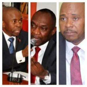 Haïti-Crise: Le groupe des 9 sénateurs écartés revient à la charge 2