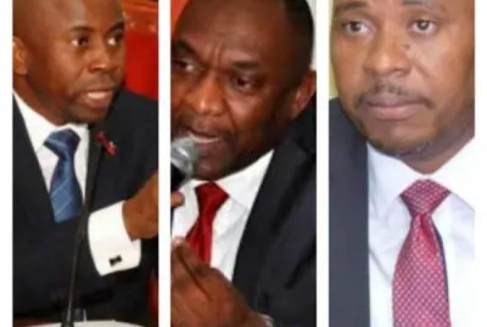Haïti-Crise: Le groupe des 9 sénateurs écartés revient à la charge 1