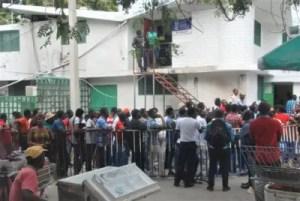 Haïti-Protestation: Arrêt de travail à l'ONI 2