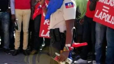 Photo de Haïti -PNH : Le gouvernement cède, le SPNH victorieux