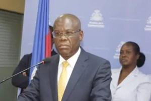 Haïti : Joseph Jouthe, PM de facto: une ascension controversée 2