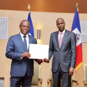 Haïti : Sur fond de grande insécurité, Joseph Jouthe prend les rênes de la Primature 2