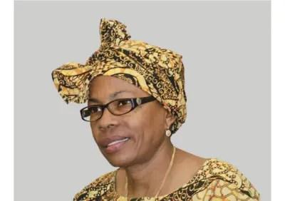 Portrait : À l'occasion du 8 mars, journée internationale des droits de la femme, HIP rend hommage à Marie-Yolène Gilles 2