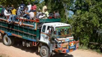 Photo de Haïti-Coronavirus: Le  transport en commun, un vecteur potentiel