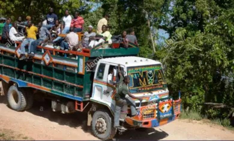 Haïti-Coronavirus: Le  transport en commun, un vecteur potentiel 1