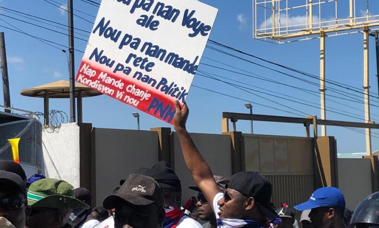 Haïti-PNH : Les policiers seront à nouveau dans les rues 1