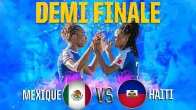 Photo de Éliminatoires Coupe du monde U20: les Grenadières face à leur destin contre le Mexique