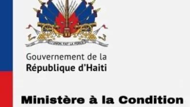 Photo de Le Ministère à la condition féminine demande la mise en mouvement de l'action publique contre Yves Jean-Bart