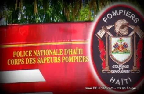 Coronavirus: les sapeurs-pompiers, grands oubliés de l'État haïtien ! 1