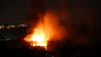 Photo de 2 personnes tuées dans l'incendie d'une maison à Ouanaminthe