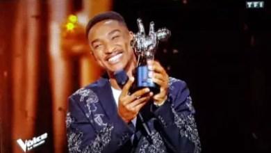 Photo de Abi, un franco-haïtien, remporte The Voice France !