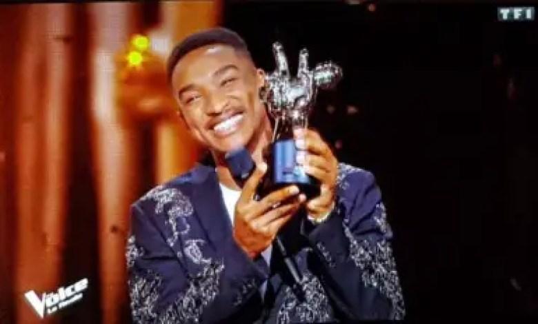 Abi, un franco-haïtien, remporte The Voice France ! 1