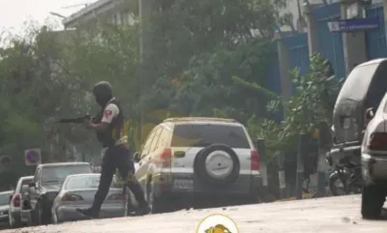 Car wash-Dispersion violente: Jacques Lafontant et des organisateurs s'accusent 1