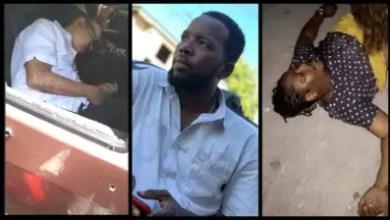 Photo de Un jeudi de sang et de pleurs à Port-au-Prince !
