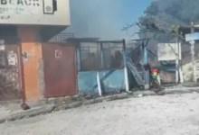 Photo de Urgent: Situation de tension actuellement au Bel-Air